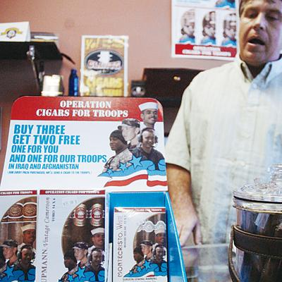 Local Cigar Company Offers Taste Of Home To Troops News