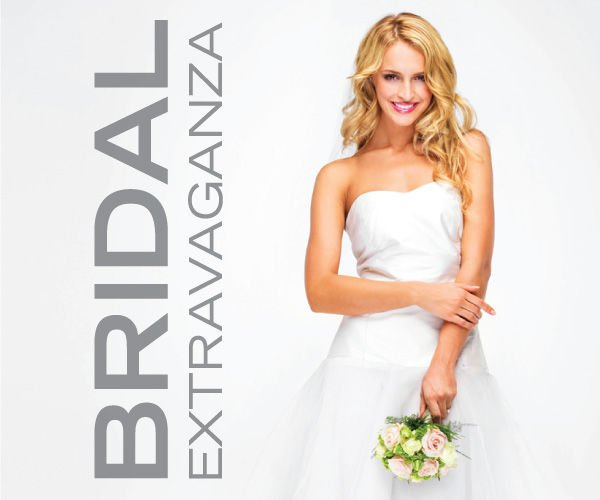 Join us for the 2019 Bridal Extravaganza