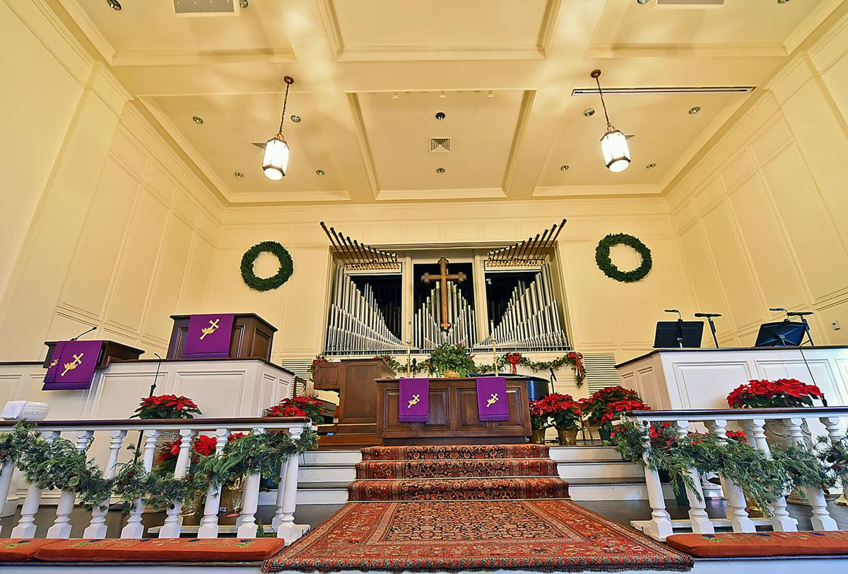 Area churches taking precautions with Christmas services