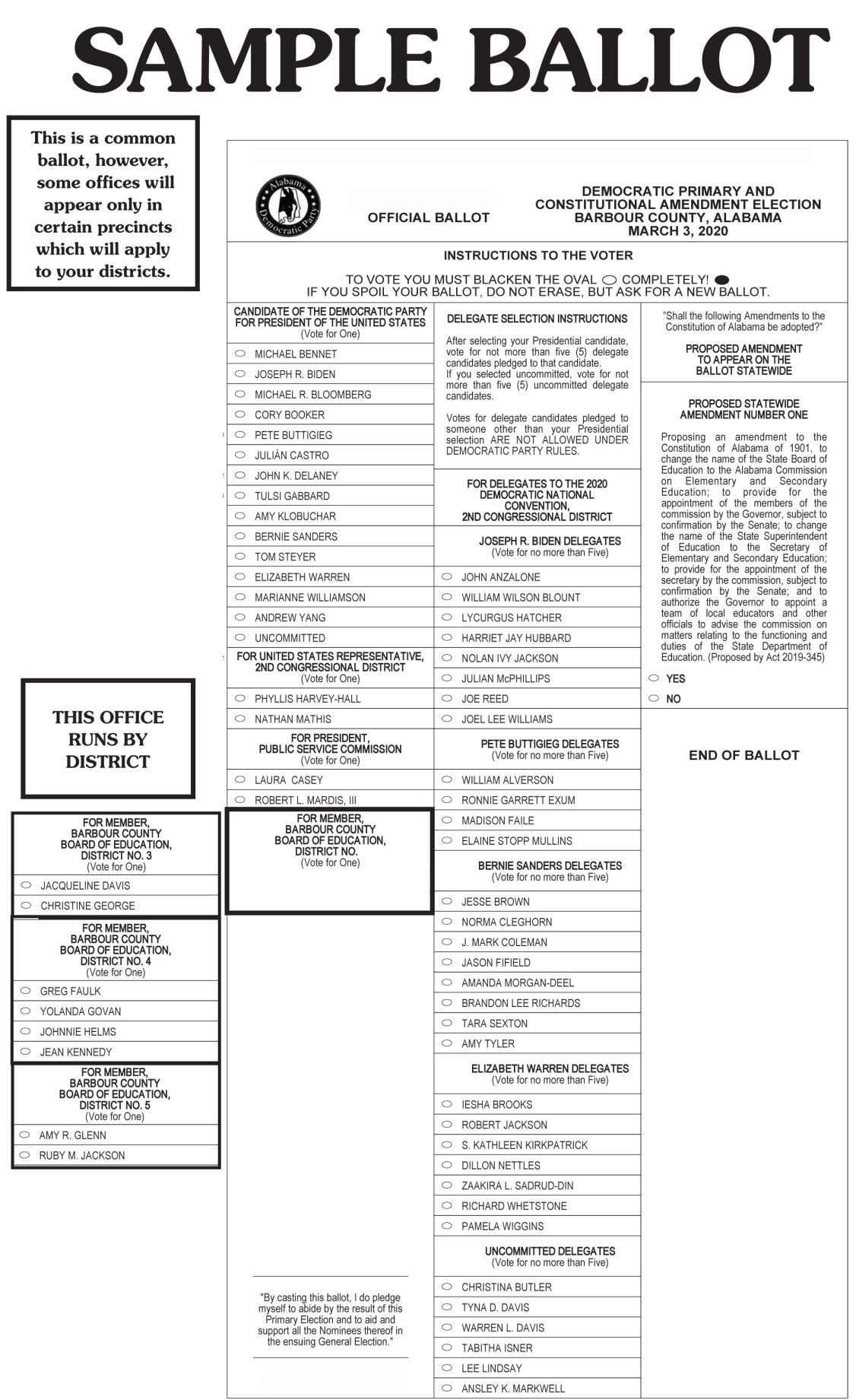 ballot 1