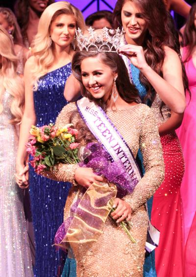 Madeline Wright crowned