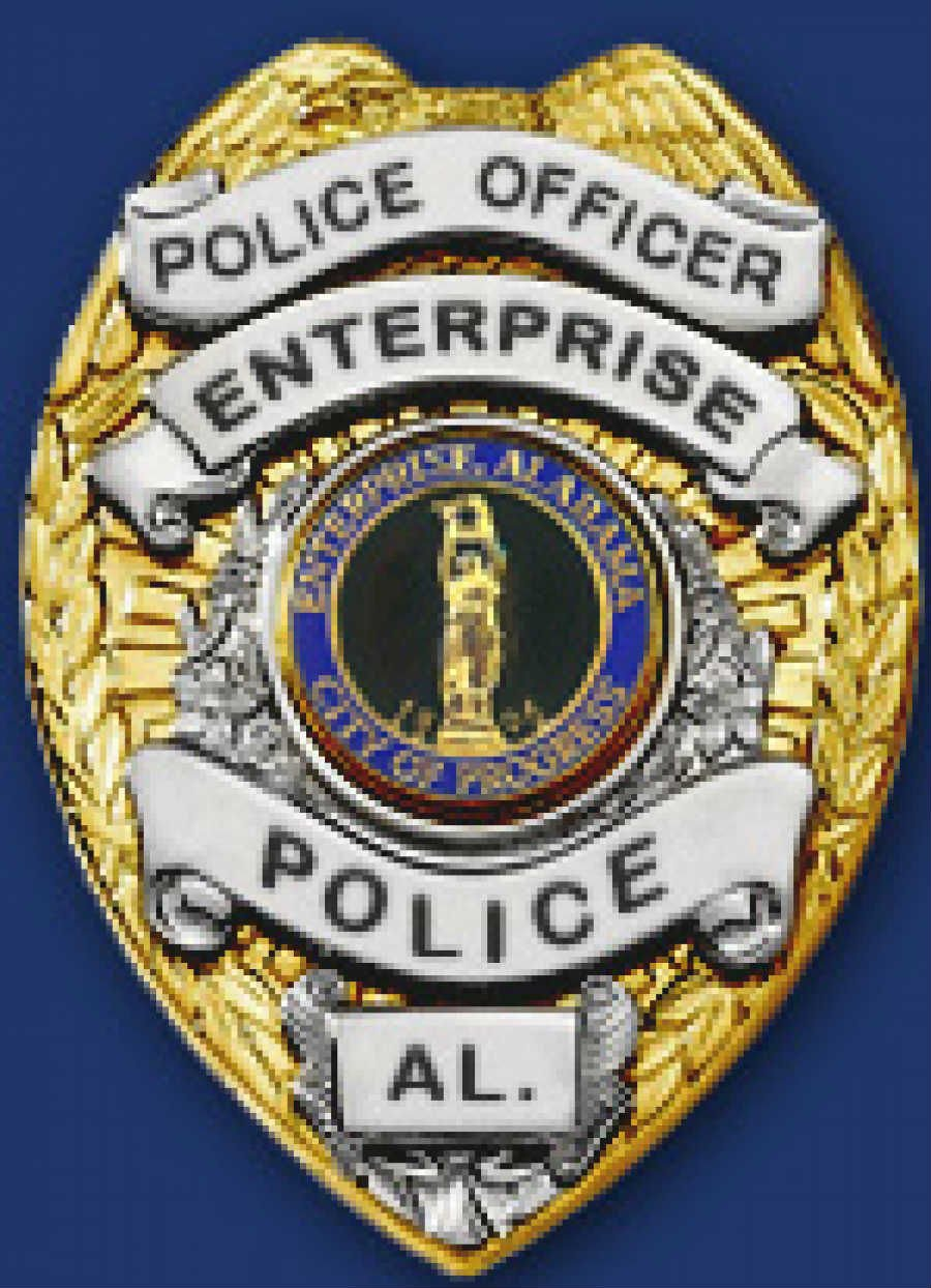 Enterprise Police Badge Generic