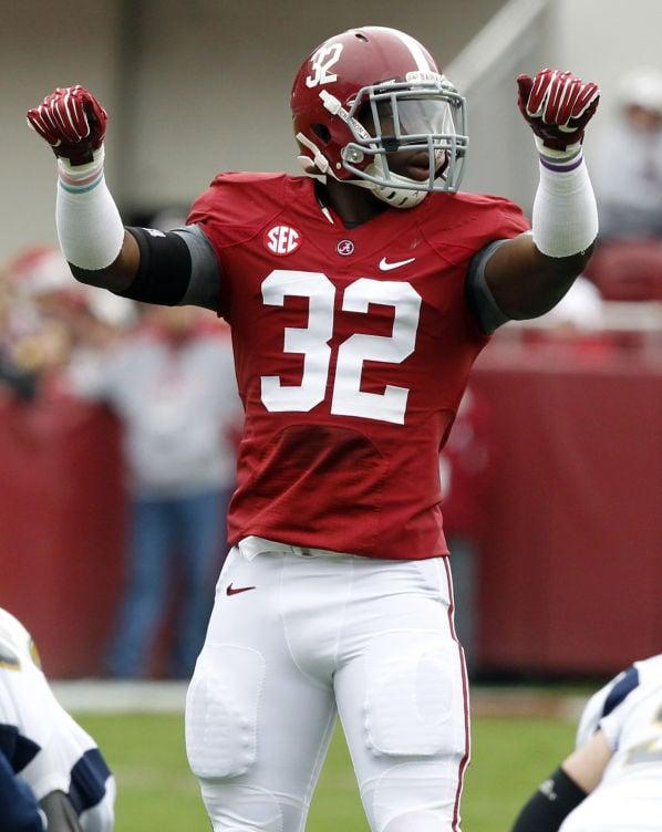 Mosley calls the shots for Alabama defense | University of Alabama ...