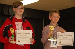 Pike wins annual Pinedale spelling bee