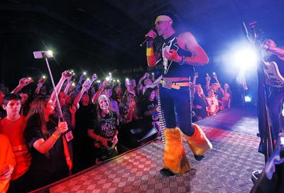 Students bring Velcro Pygmies to Geneva High School