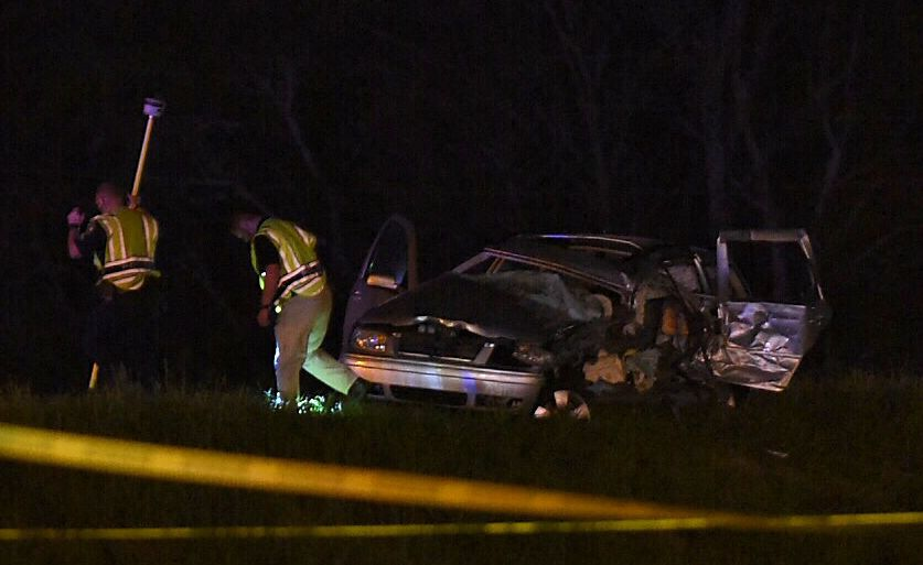 Police: 'Multiple criminal acts' may have led to crash, fatality on