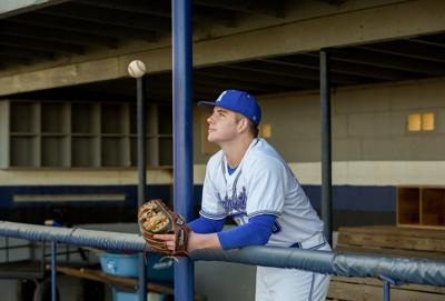 Prep baseball photo