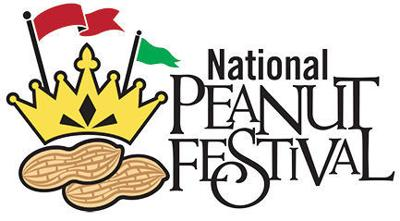 2019 National Peanut Festival logo