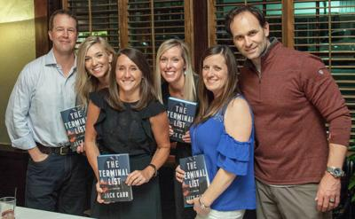 Local, military authors hold book signing   Enterprise