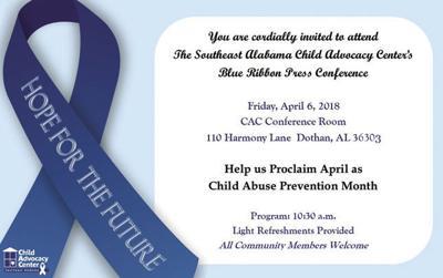 e9b6464dd31 Child Advocacy Center prepares for 24th Blue Ribbon Campaign
