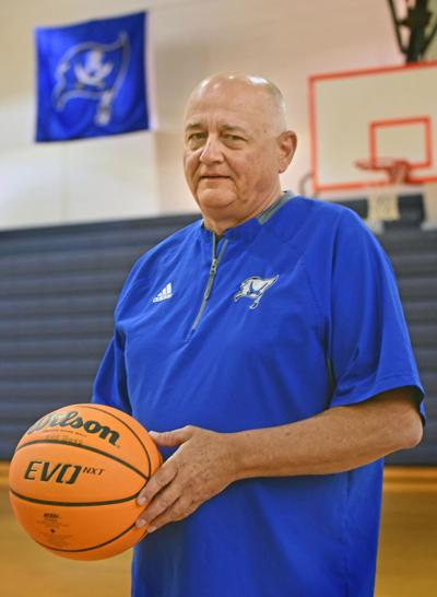 Rehobeth Basketball Coach Larry Easterwood retiring