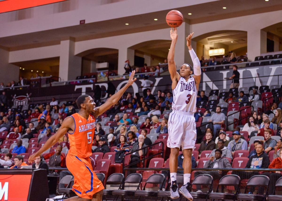 Troy Trojans men's basketball team hopes to surge behind ...