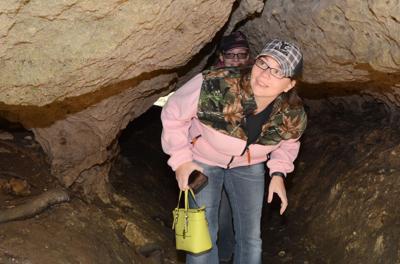 Caverns cave