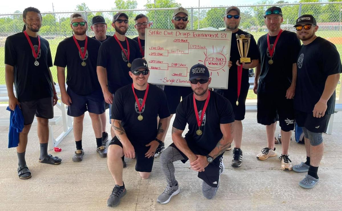 (334) Prevention Project Youth Council puts on Strike Out Drugs Charity Softball Tournament