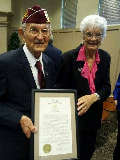 Ozark World War II veteran honored, POW/MIA day announced