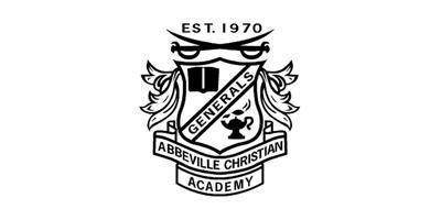 Updated Abbeville Christian logo