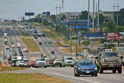 Memorial Day traffic