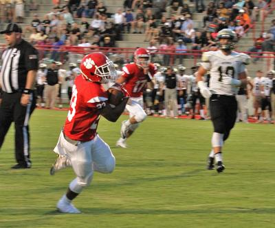 Powerful Indians Too Much For Tigers Sports Dothaneagle Com