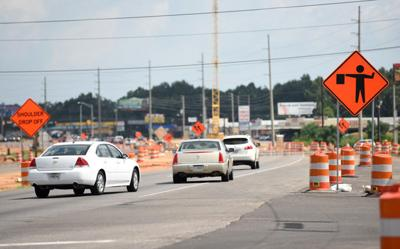 Public relations firm hired to alert motorist about changes to Ross Clark Circle