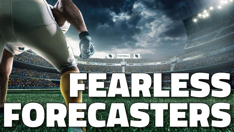 Make your picks! Play Our Fearless Forecasters Contest