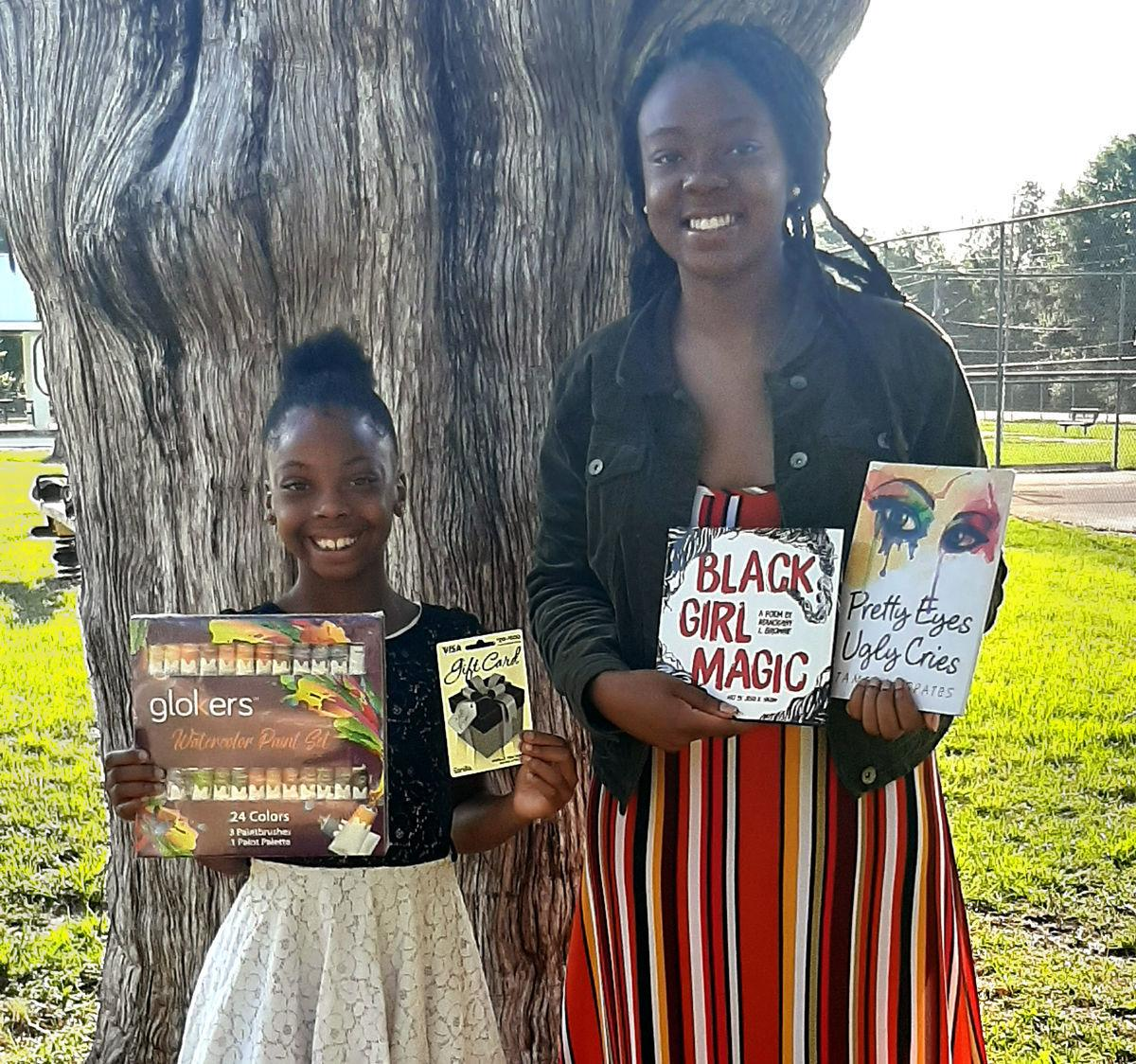 Freedom Month contest winners