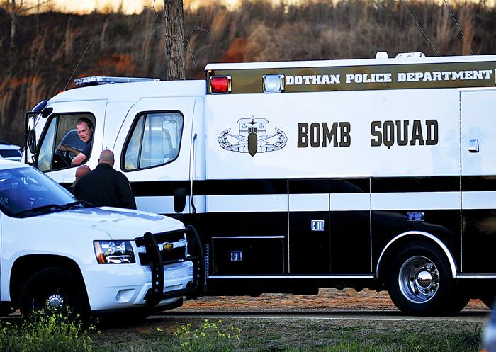 Dothan Bomb squad