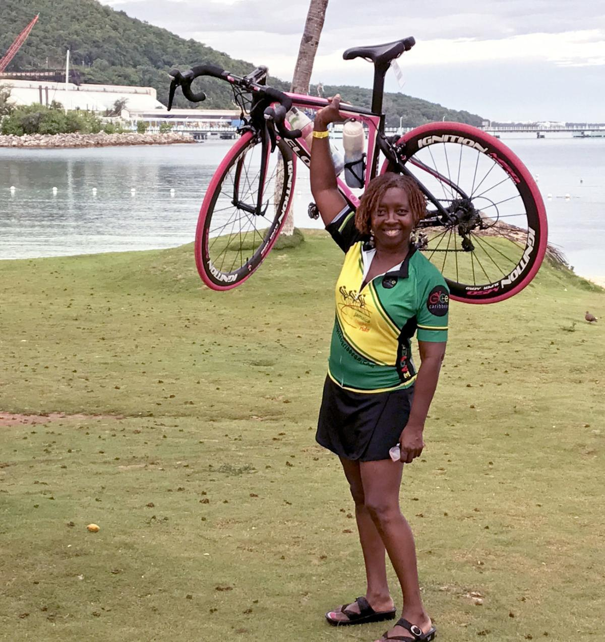 Dr. Sheryl Johnson-Roulhac in Jamaica