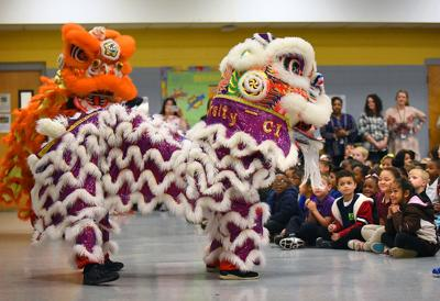 Spring Festival Celebration at Kelly Springs