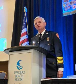 Herring honored at AAFC Summer Conference
