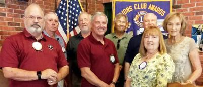 Lions Club installs Board