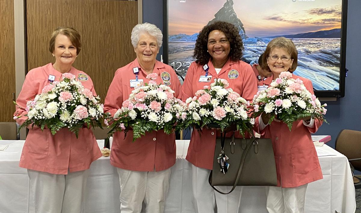 Jackson Hospital Auxiliary convenes for quarterly meeting