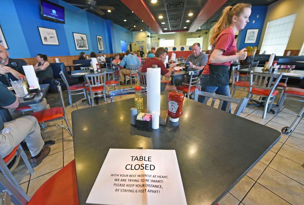 Restaurants adjust hours, delivery to serve customers