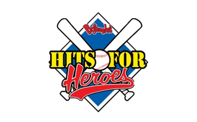 Hits for Heroes logo