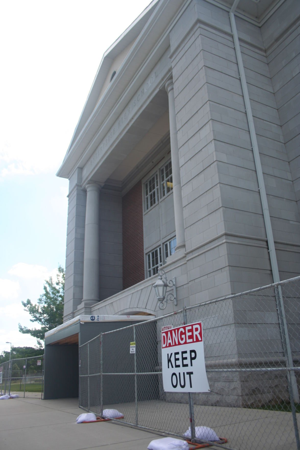 Enterprise High School. Image Number 19 Of Remedy Roofing Lawsuit ...
