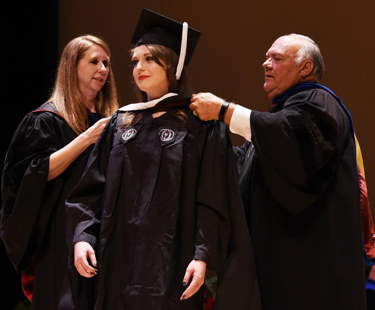 Troy University commencement