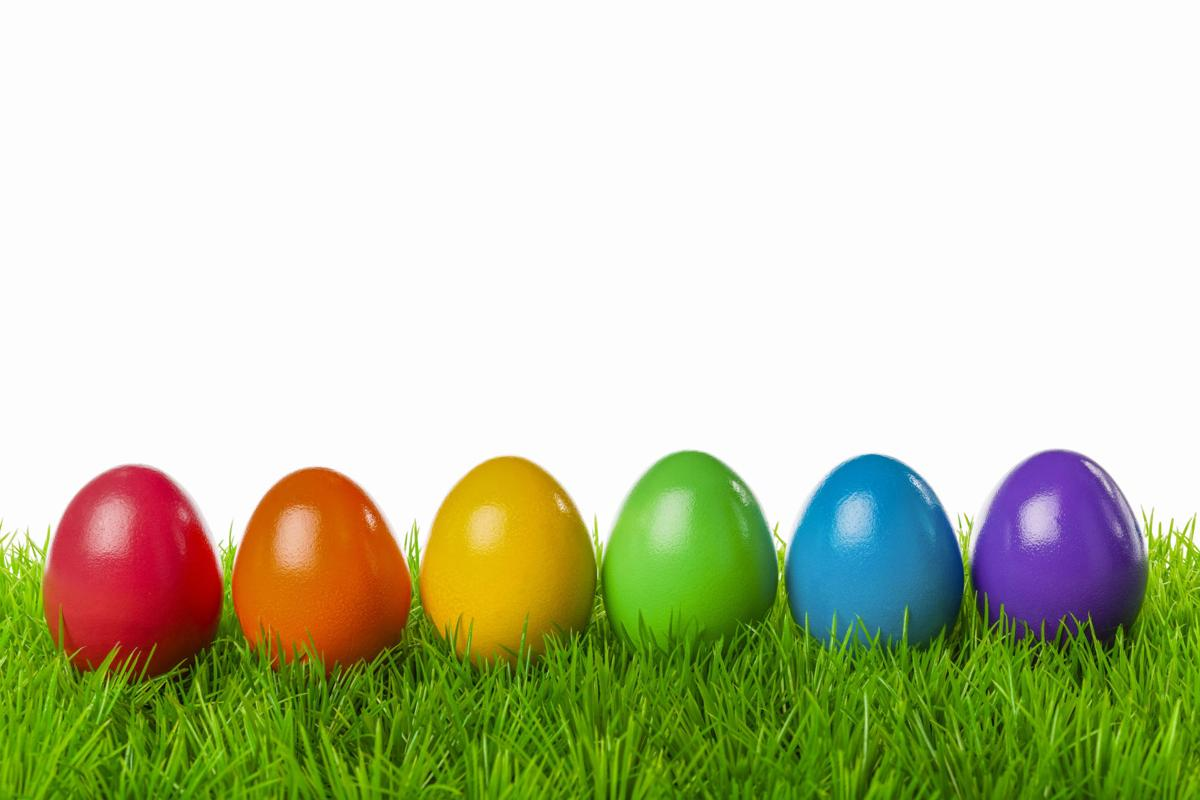 Cash Prizes Part Of Friday Golden Egg Hunt At Eastgate Park