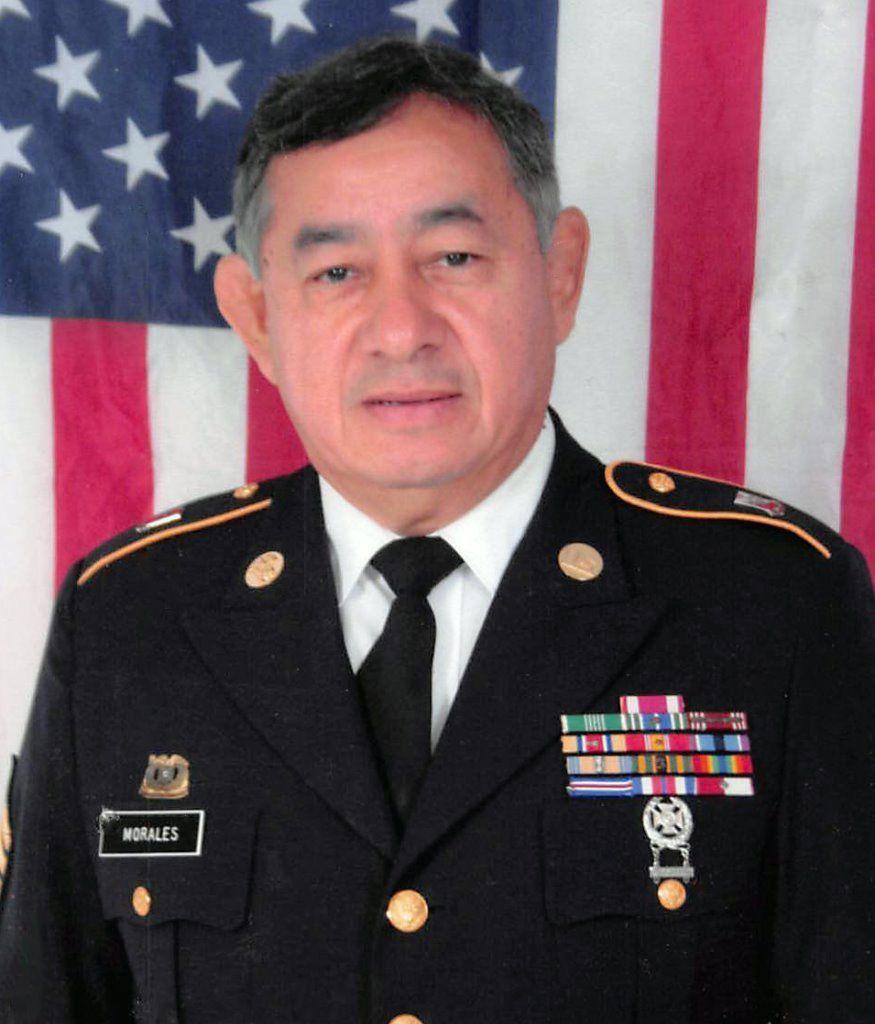 Morales, David Leon