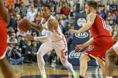 Auburn Basketball Gets Set For Last Pre Conference Tune Up