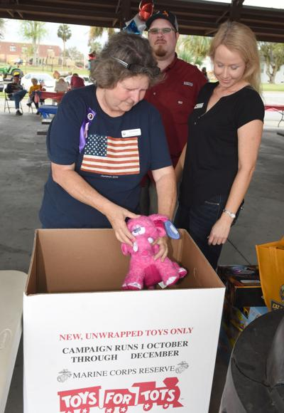 Toys For Tots Drive Is On Local Dothaneagle Com