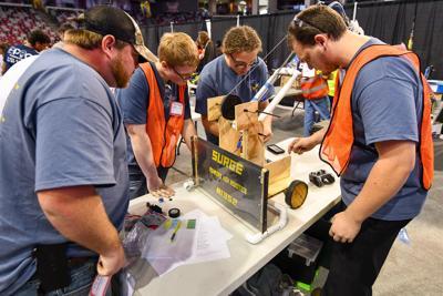 Ashford High School Robotics Team