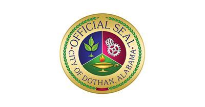 Dothan City seal