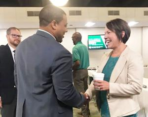 Roby learns about new programs, facilities at ESCC