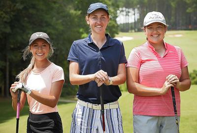 0704 local junior golfers