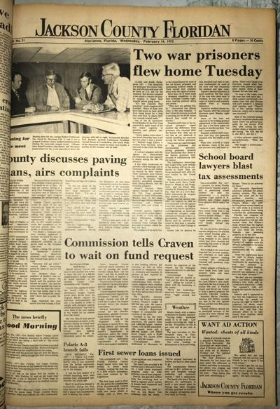 From the Floridan archives: 1973