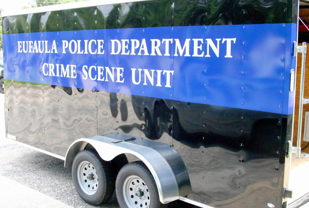 Eufaula Police Department gets crime scene trailer | News