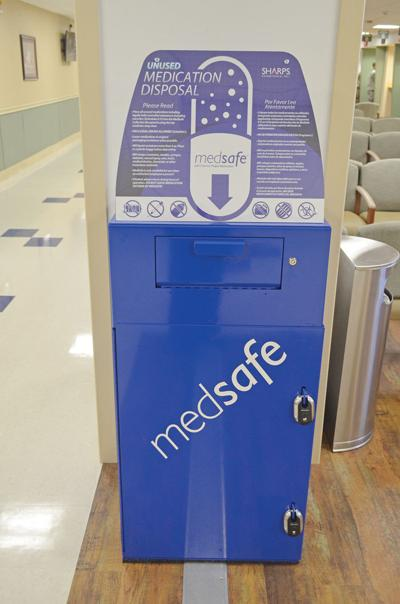 Lyster offers new medication drop-box