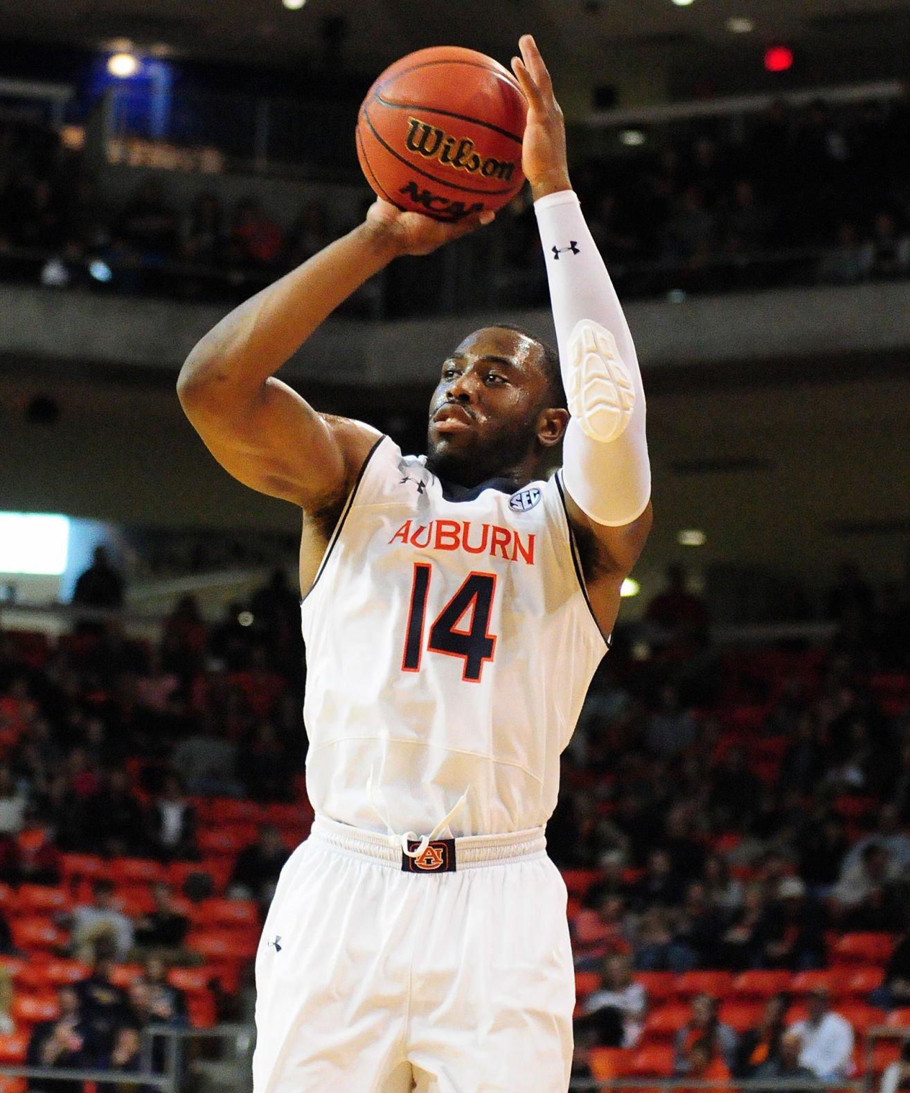 Antoine Mason Auburn Tigers Basketball Jersey