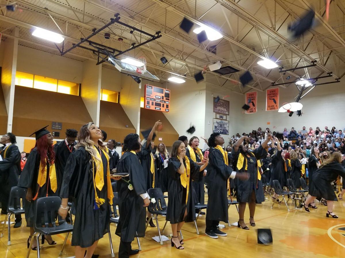 Graduation ceremonies held