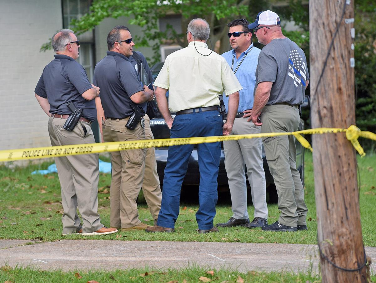 Homicide on Scott Road