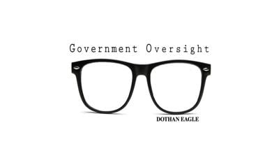 Government Oversight logo